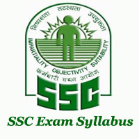 SSC Stenographer Syllabus 2021